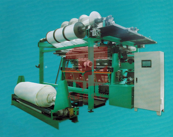 TY299 mattress warp knitting machine